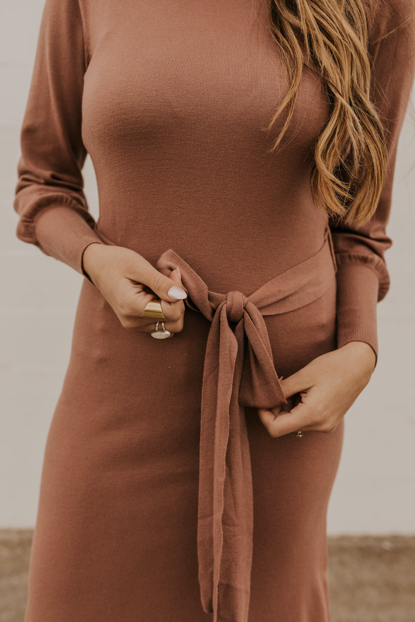 Long Sleeve Holiday Dresses | ROOLEE