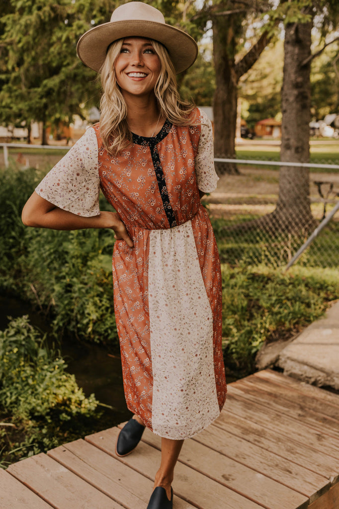 Cute Summer Dress Outfit | ROOLEE