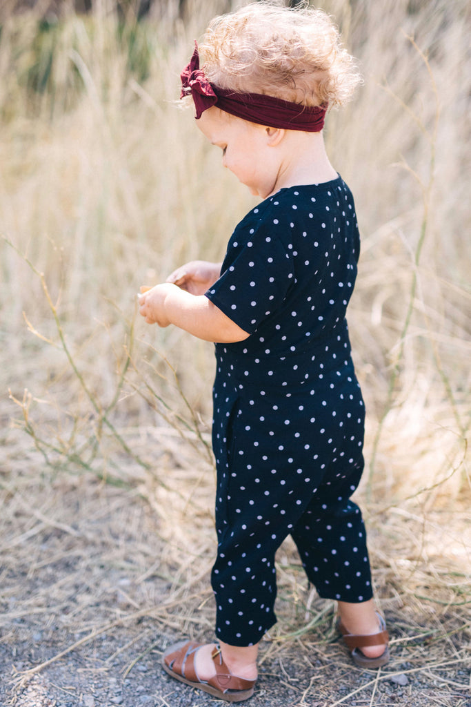 Little Girls Jumpsuit Outfits | ROOLEE Kids