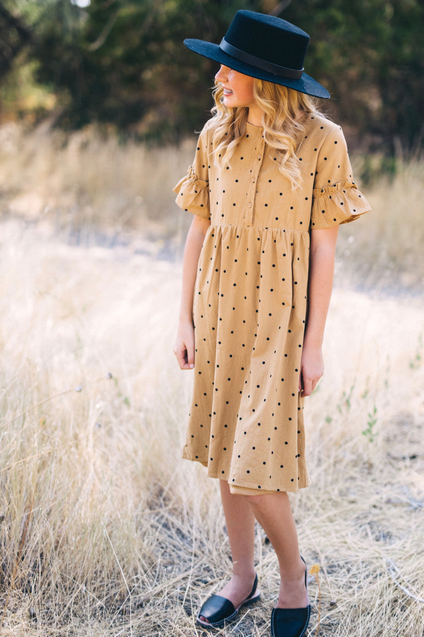 Wonderland Polka Dot Dress