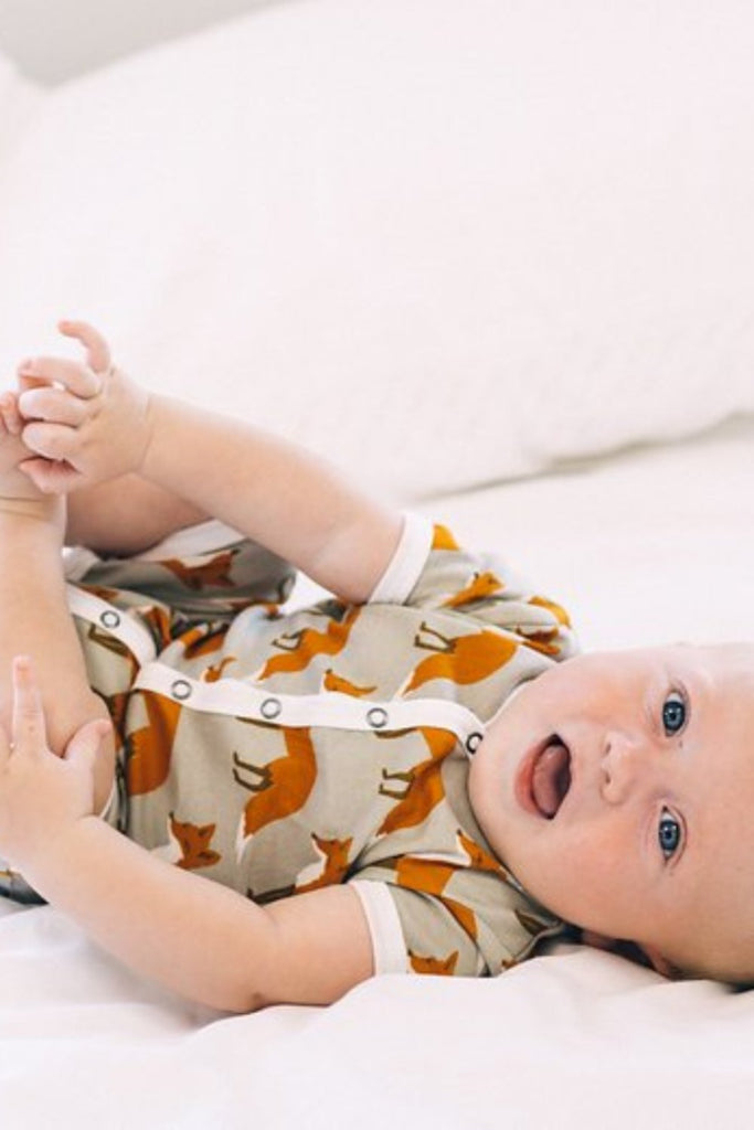 Little Fox Shortall | ROOLEE Kids