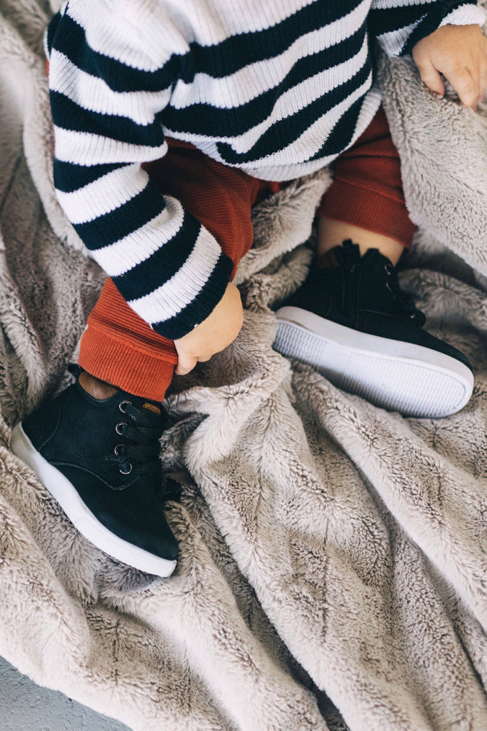 Cohlston Lace Up Tennies | ROOLEE Kids