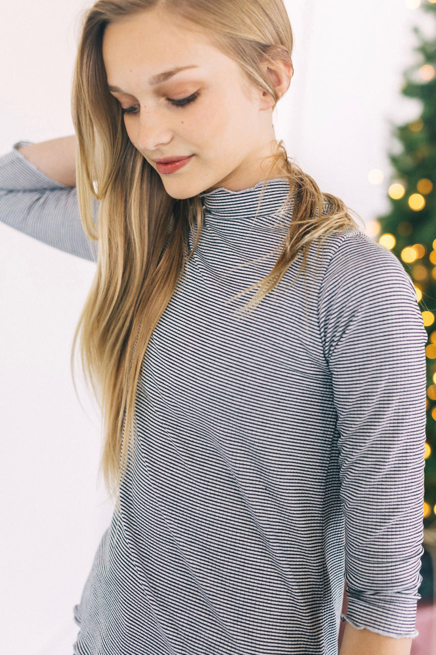 Winnie Detail Top | ROOLEE Kids