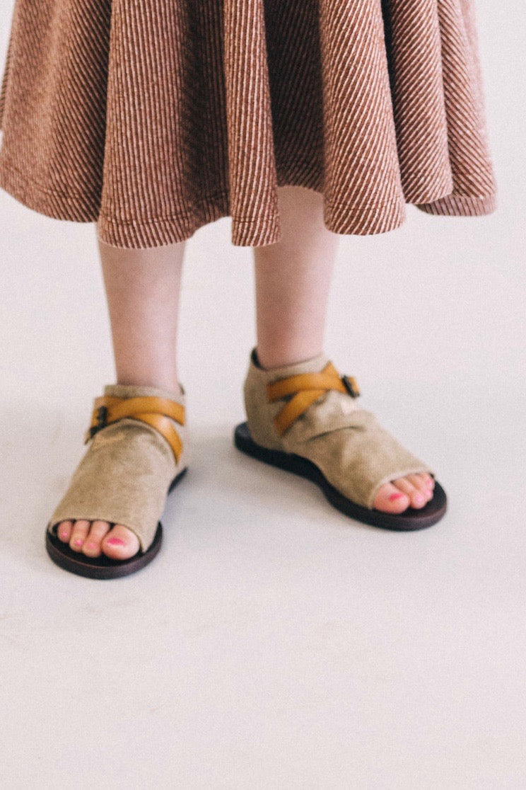 In The Desert Sandal