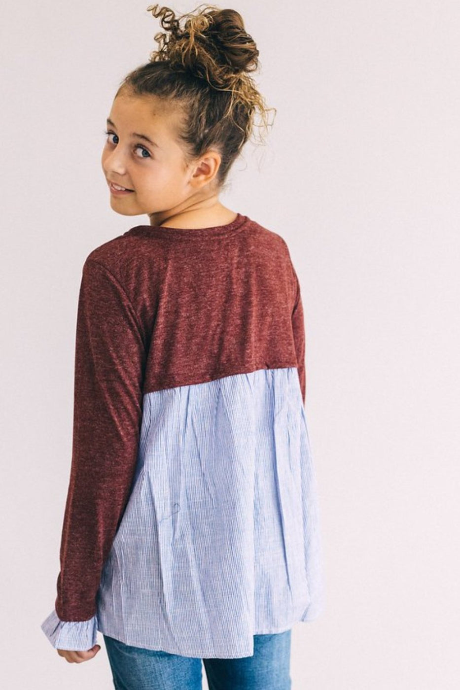 Young, Wild, + Free Top | ROOLEE Kids