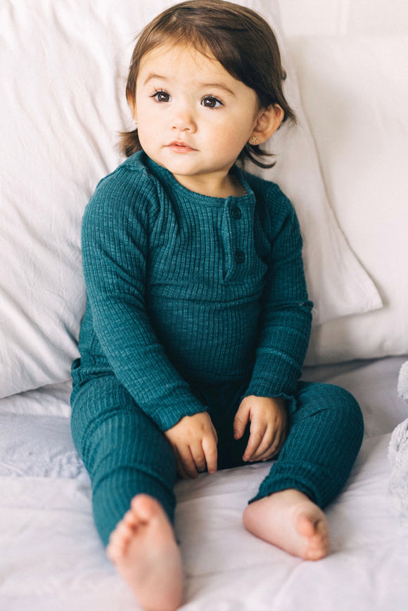 Cozy Kids Pajama Set | ROOLEE Kids