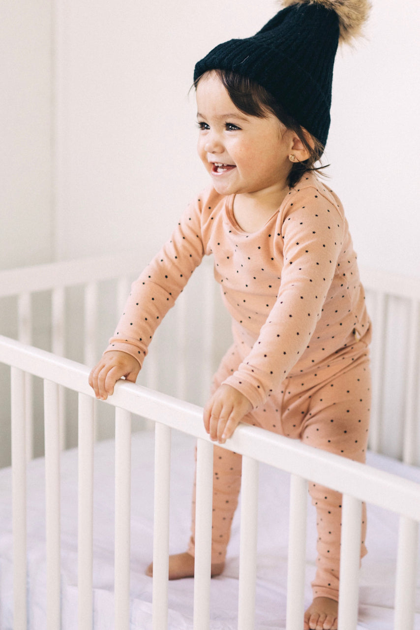Tiny Star Kids Pajama Set | ROOLEE Kids