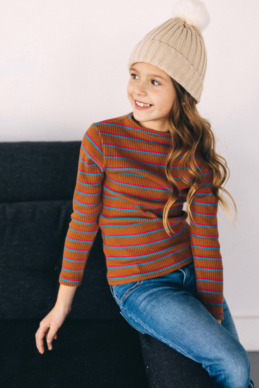 Striped Sweater Outfits | ROOLEE Kids