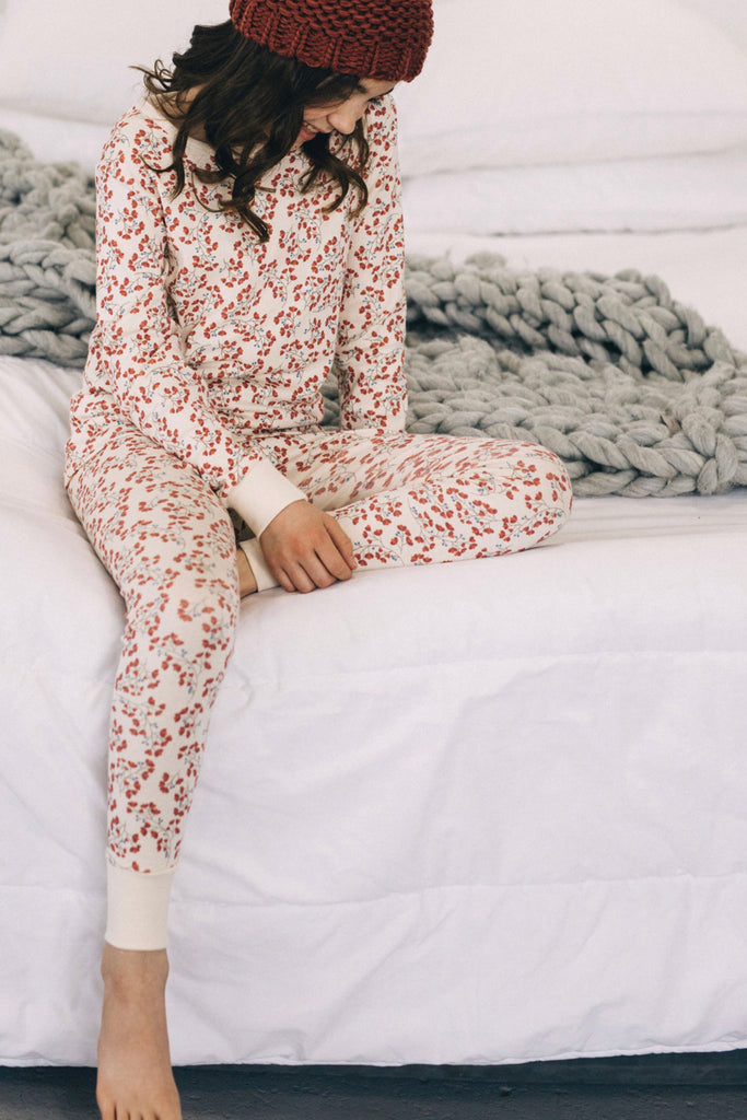 Rose Garden Pajama Set