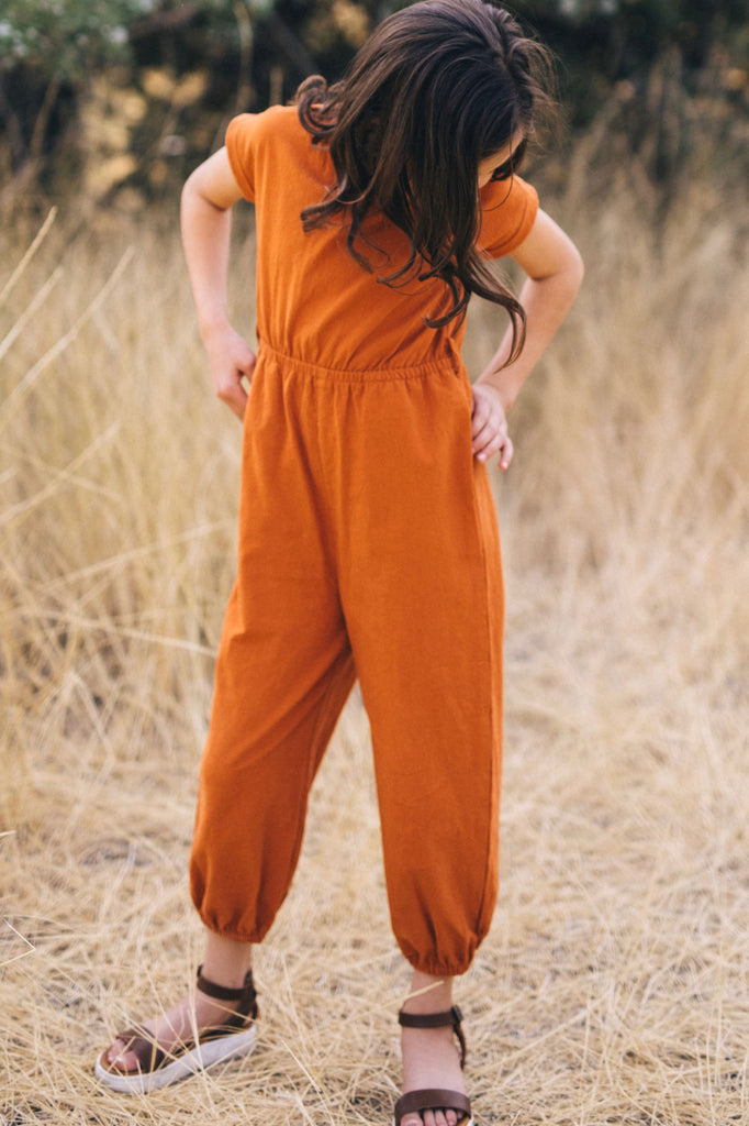 The Porter Jumpsuit | ROOLEE Kids