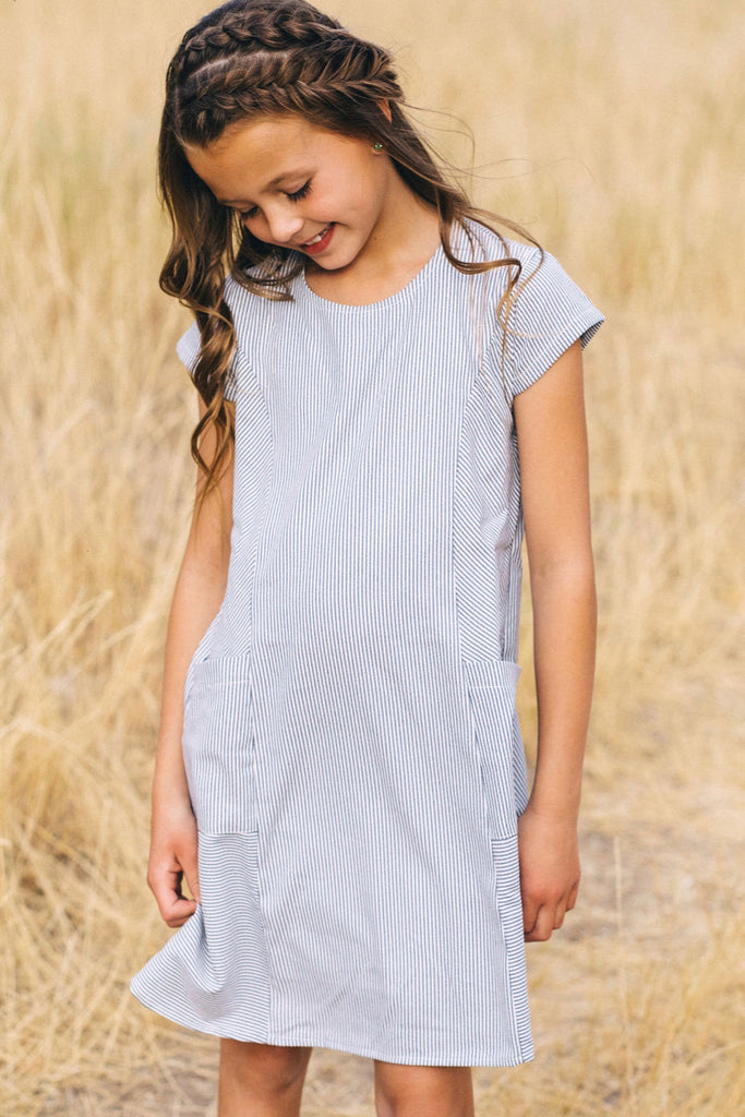 Mini Rosalyn Pocket Dress
