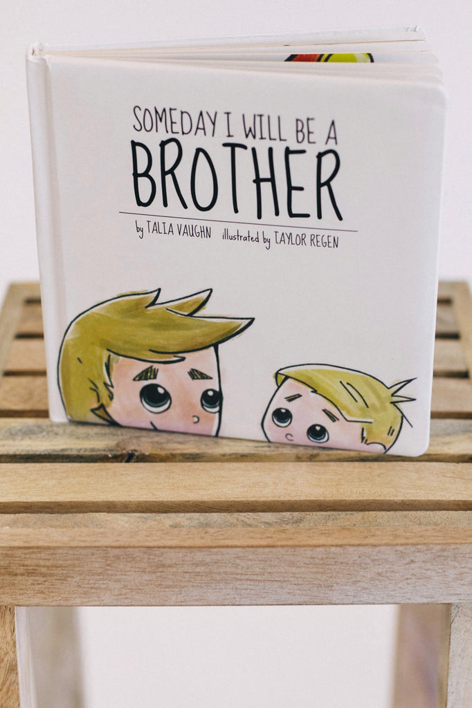 Someday I Will Be A Brother Book | ROOLEE Kids
