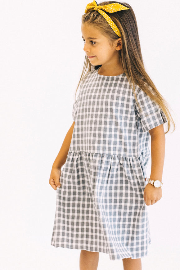 The Kenyon Plaid Dress