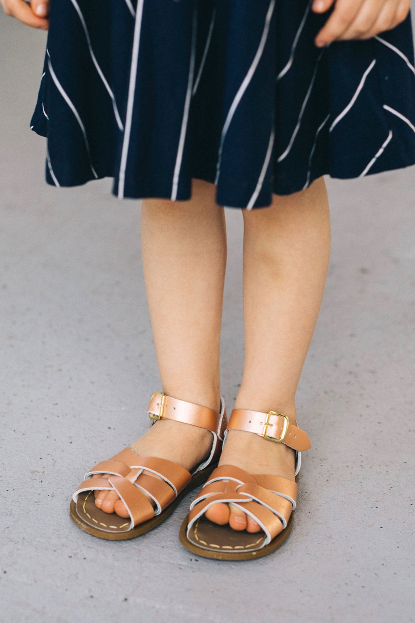 Mini Salt Water Sandals