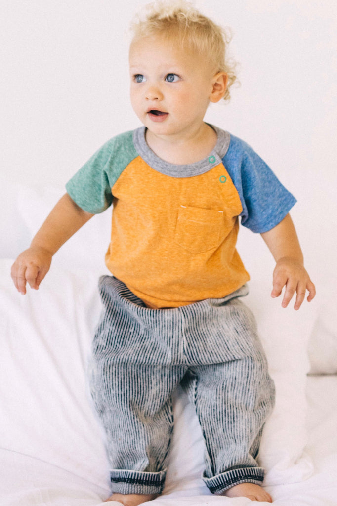 Elastic Waist Bottoms For Boys And Girls | ROOLEE Kids