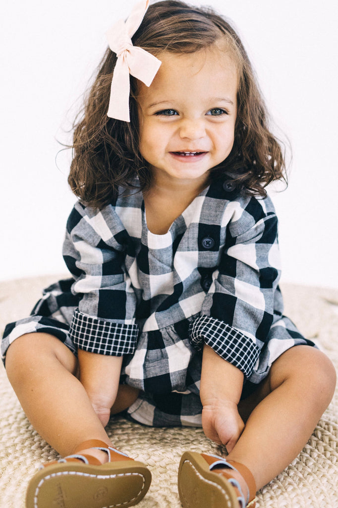 Long Sleeve Little Girls Dresses | ROOLEE Kids