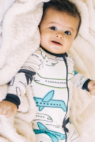 Little Jets Onesie