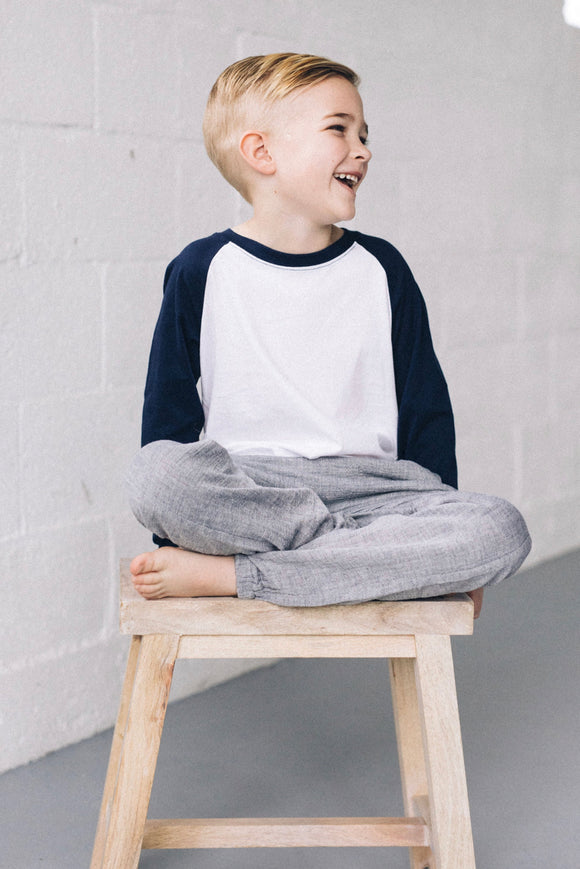 Baseball Tees For Boys | ROOLEE