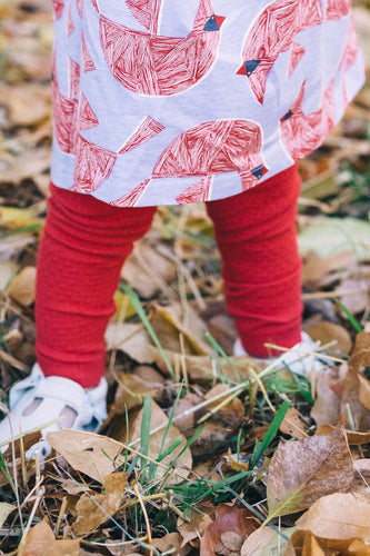 Pointelle Baby Leggings | ROOLEE Kids