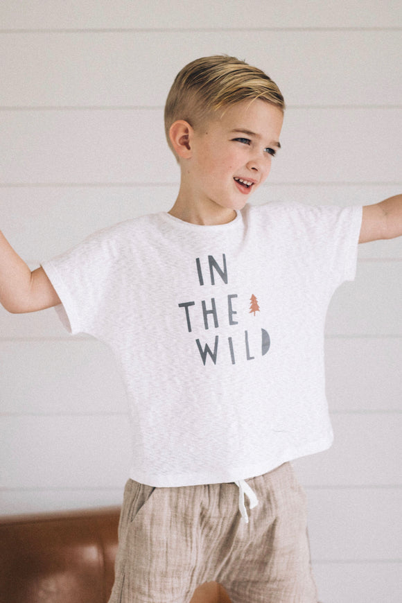 Boys Graphic Tee | ROOLEE