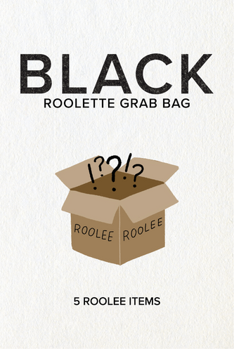 Black ROOlette Grab Bag