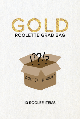 Gold ROOlette Grab Bag
