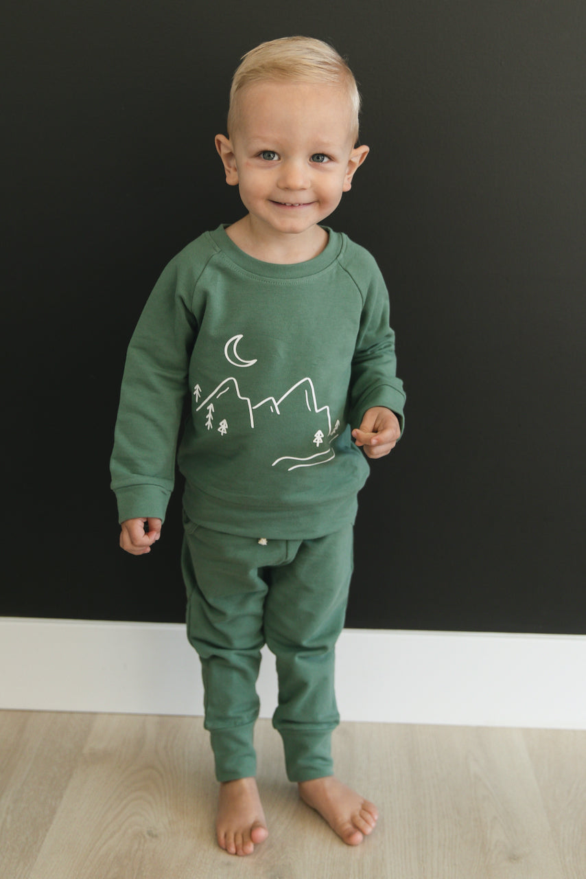Cute boys sweater set | ROOLEE