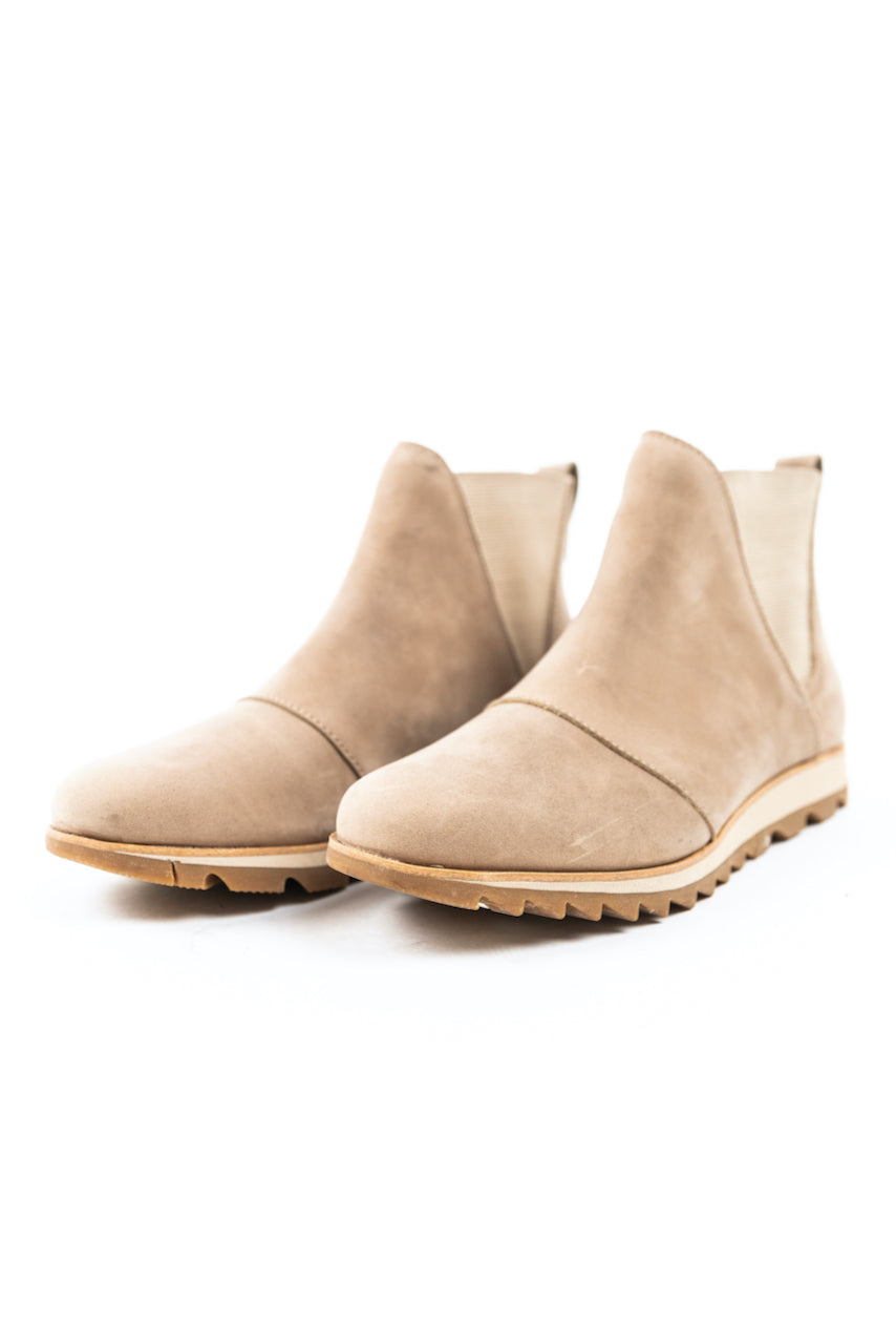 Tan winter boots | ROOLEE