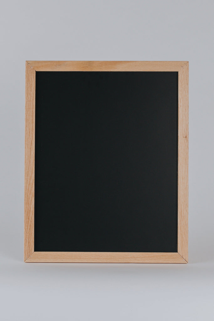 Wood Framed Letter Board | ROOLEE Home