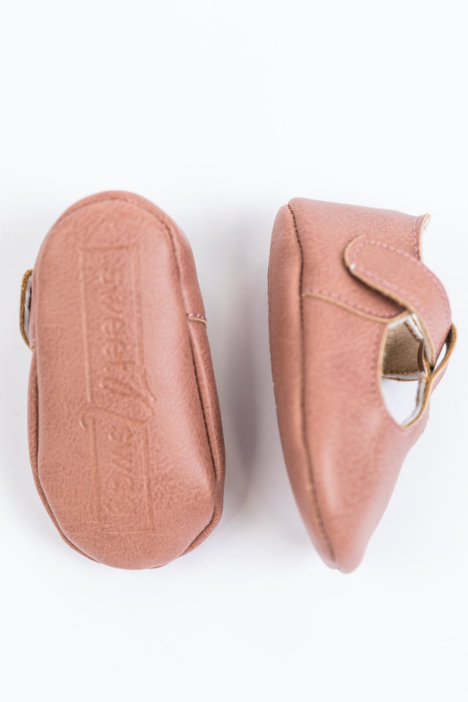 Rose Baby Shoes | ROOLEE