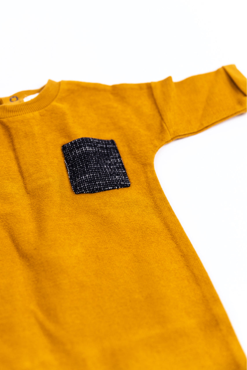 Baby Onesie with Pocket | ROOLEE