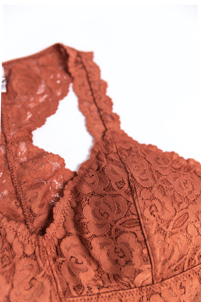 Lace Bralette | ROOLEE
