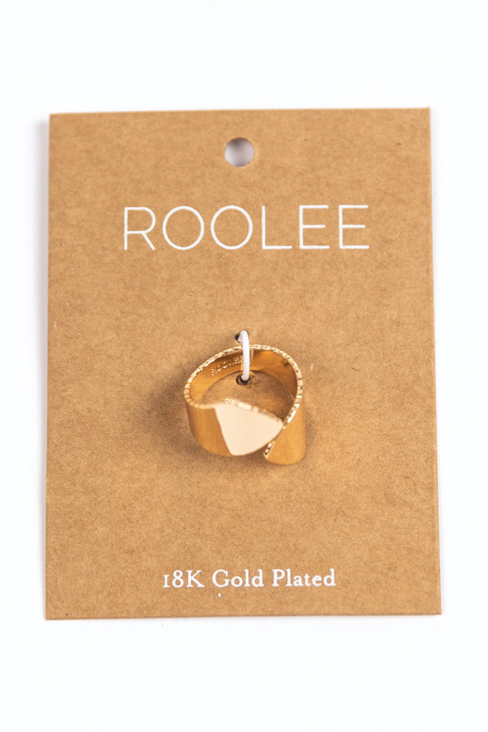 Simple Gold Jewelry | ROOLEE