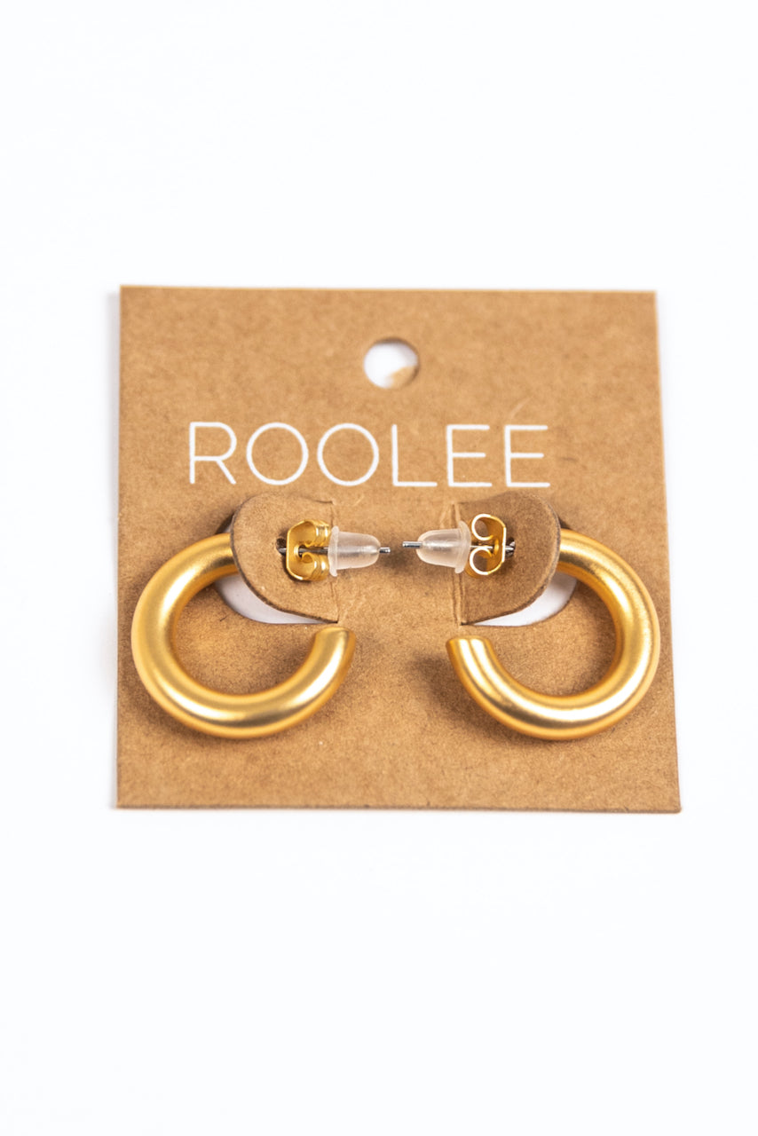 Holiday Hoop Earrings | ROOLEE