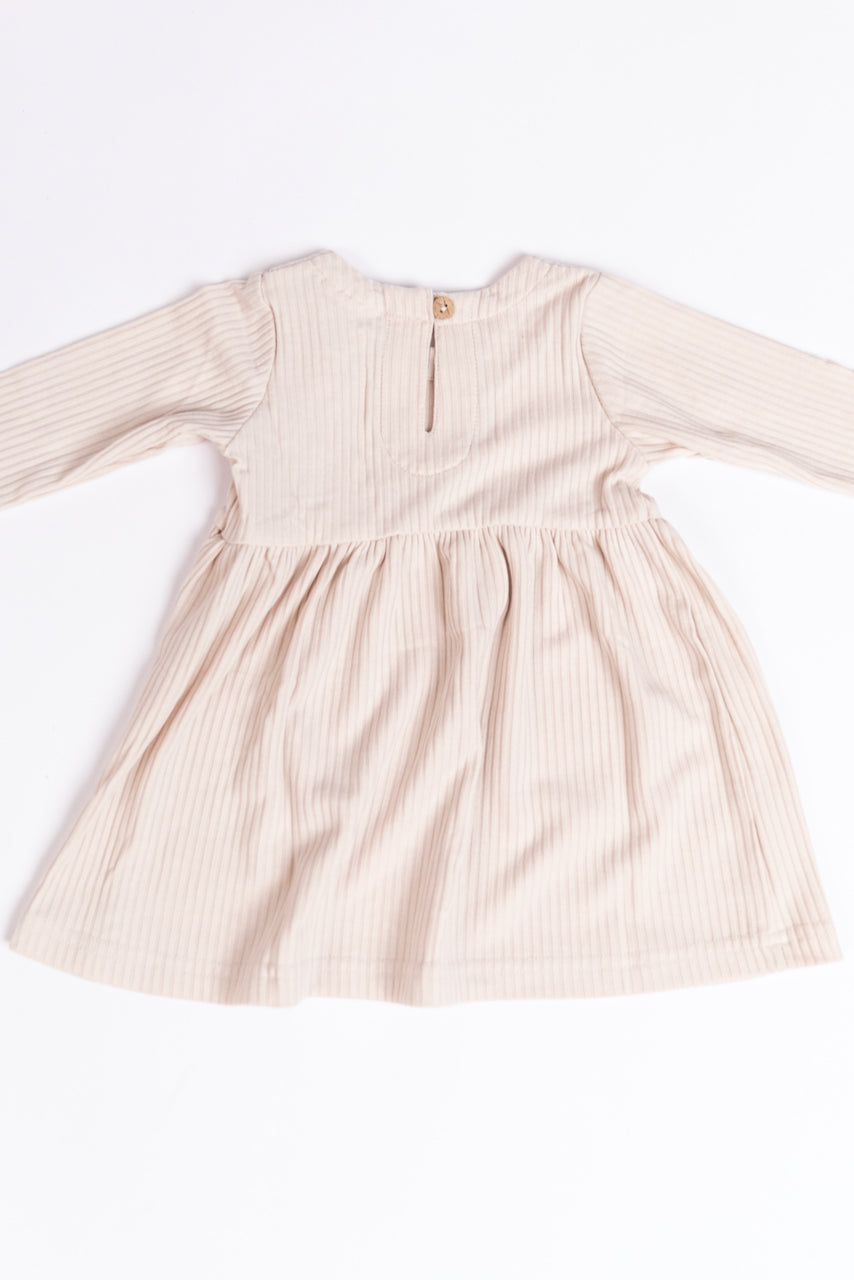 Mebie Baby Ribbed Dress