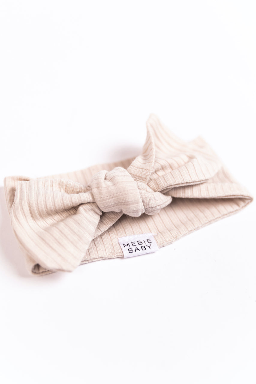 Cozy Soft Pink Headband for Baby Girl | ROOLEE