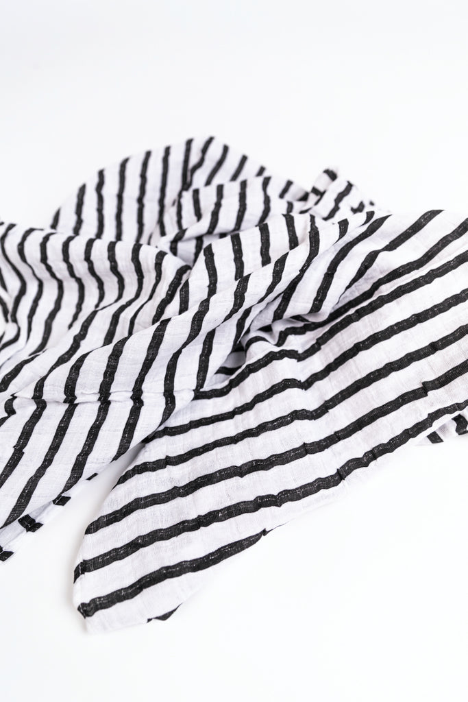 Striped Baby Swaddle | ROOLEE