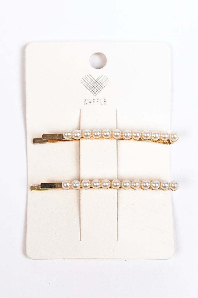 Simple Hair Clips | ROOLEE