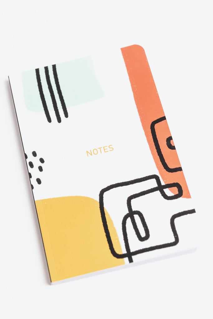 Abstract Lined Journal | ROOLEE