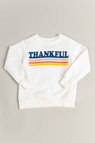 Thankful Retro Pullover