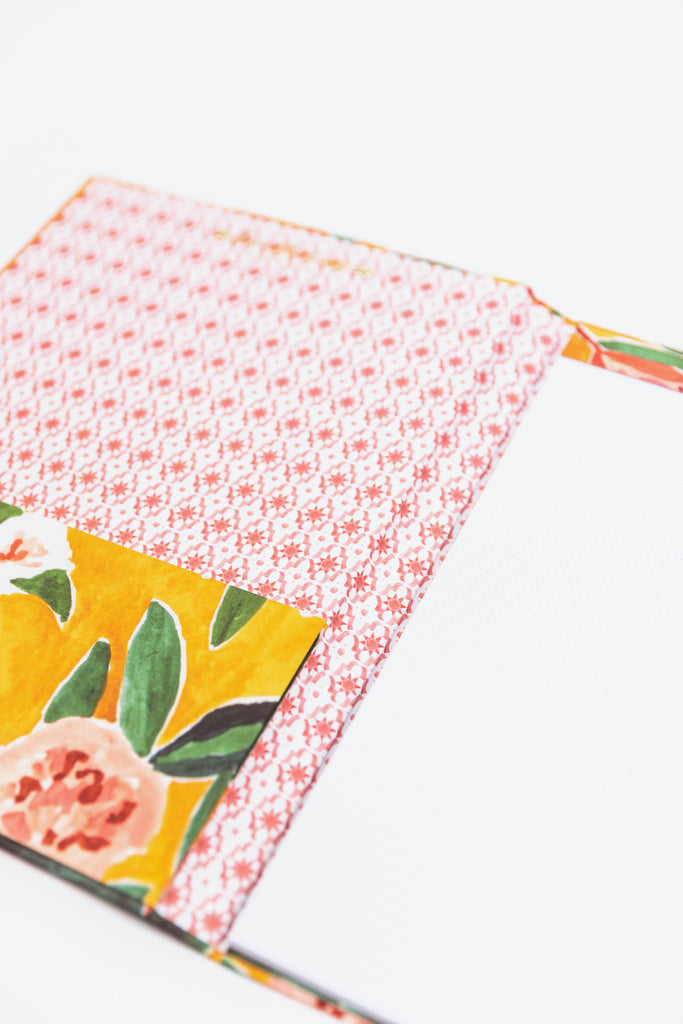 Cute Floral Notebook | ROOLEE
