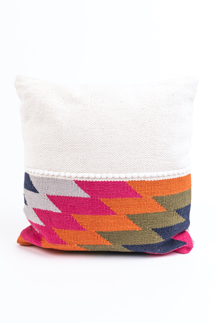 Bright Decorative Pillow | ROOLEE