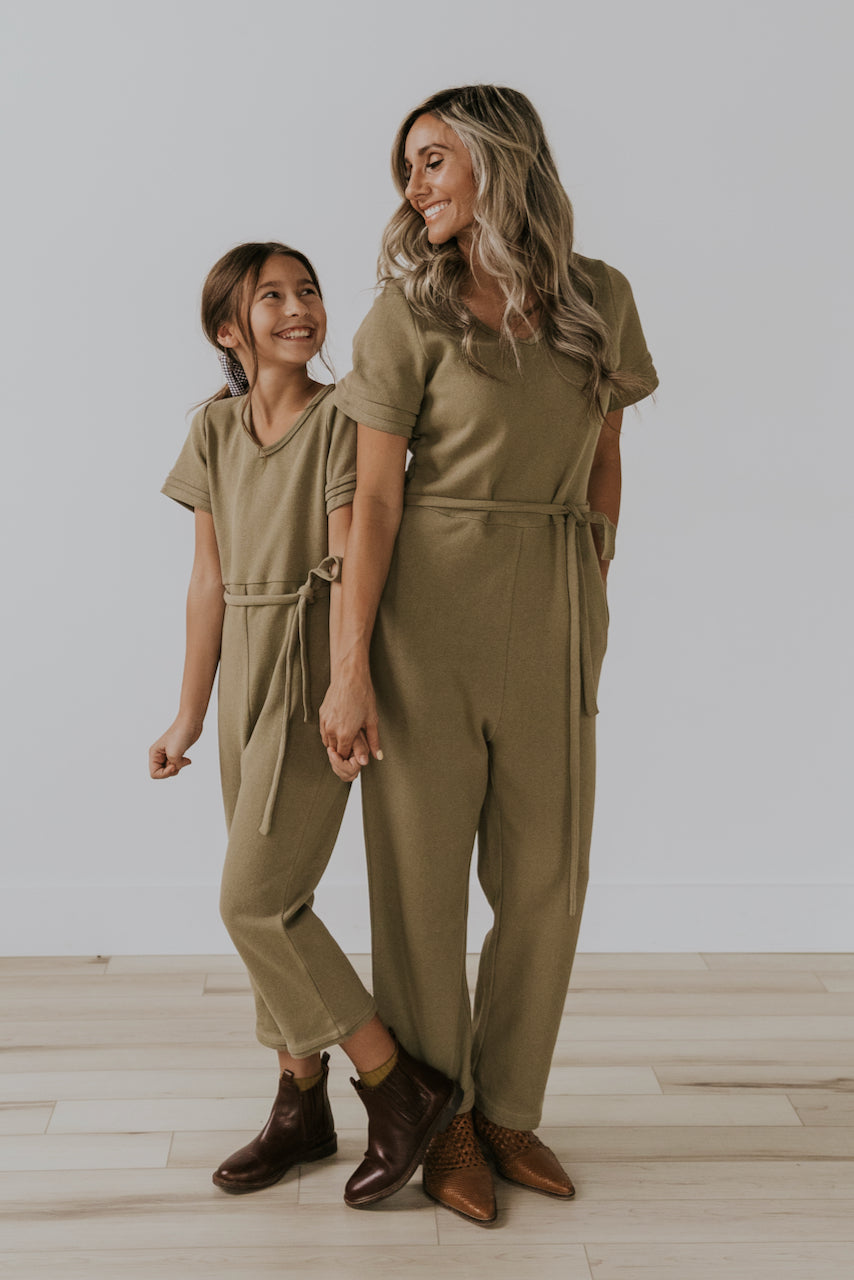 Mom and Daughter Matching Jumpsuits | ROOLEE
