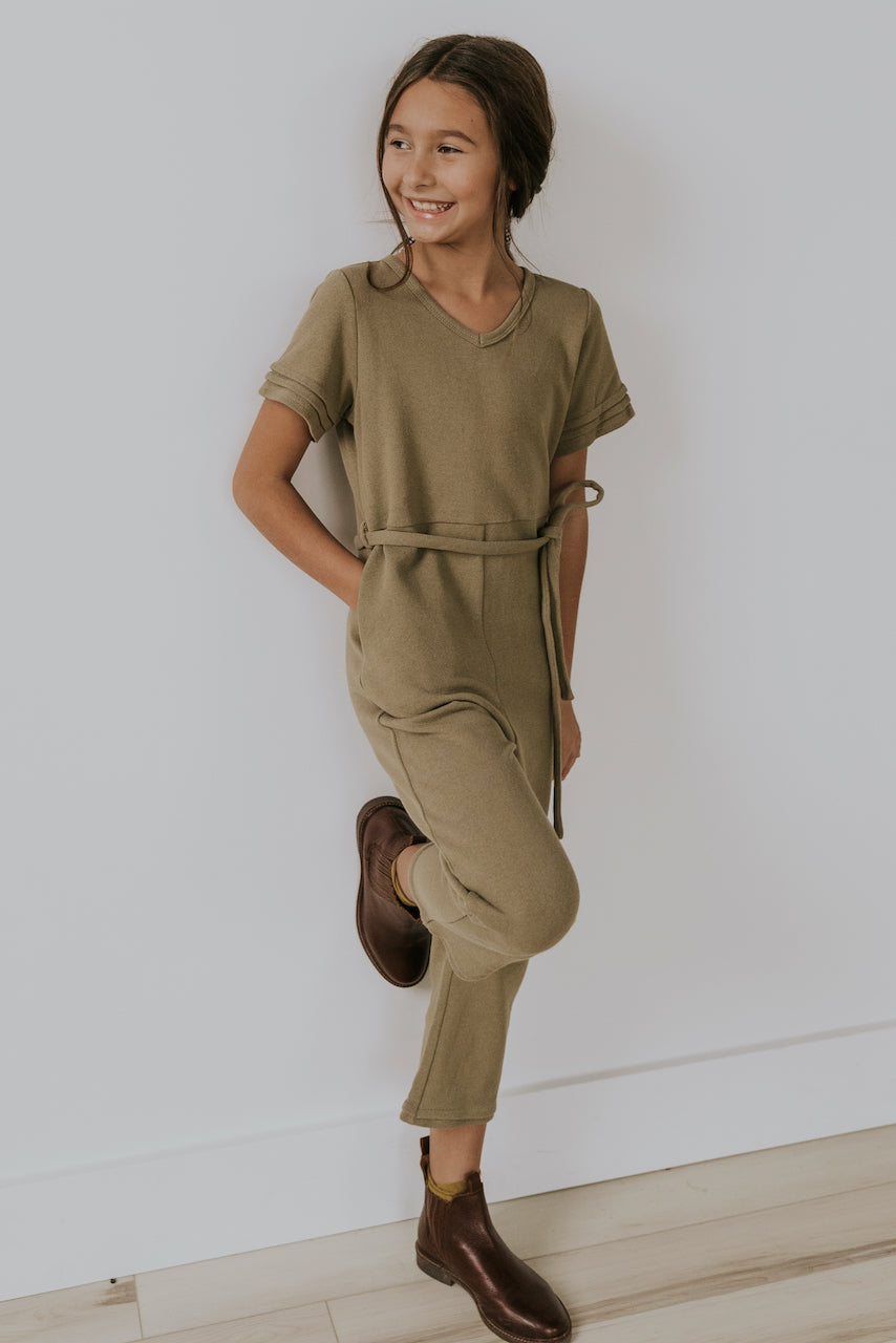 Trendy girls jumpsuits | ROOLEE