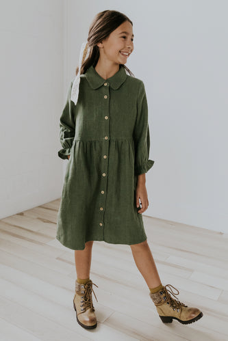 Dreamer Button Up Dress