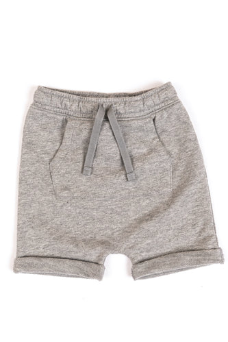 Grey kids shorts | ROOLEE
