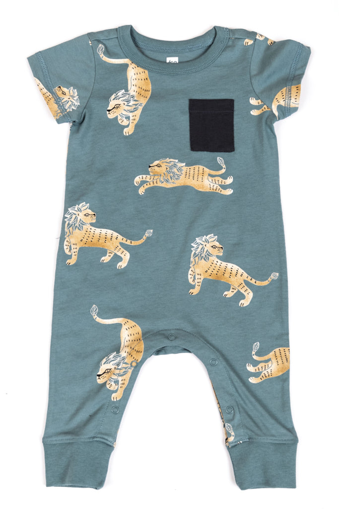 Lion onesie for baby | ROOLEE