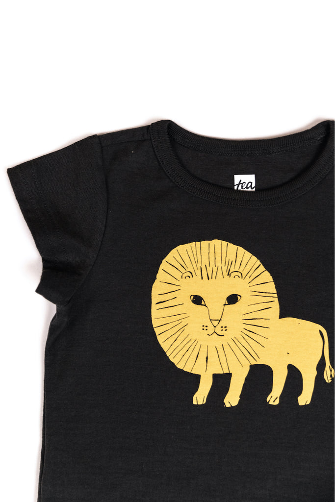 Toddler's Lion Cub Tee | ROOLEE