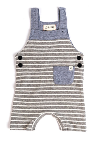 Overall romper | ROOLEE