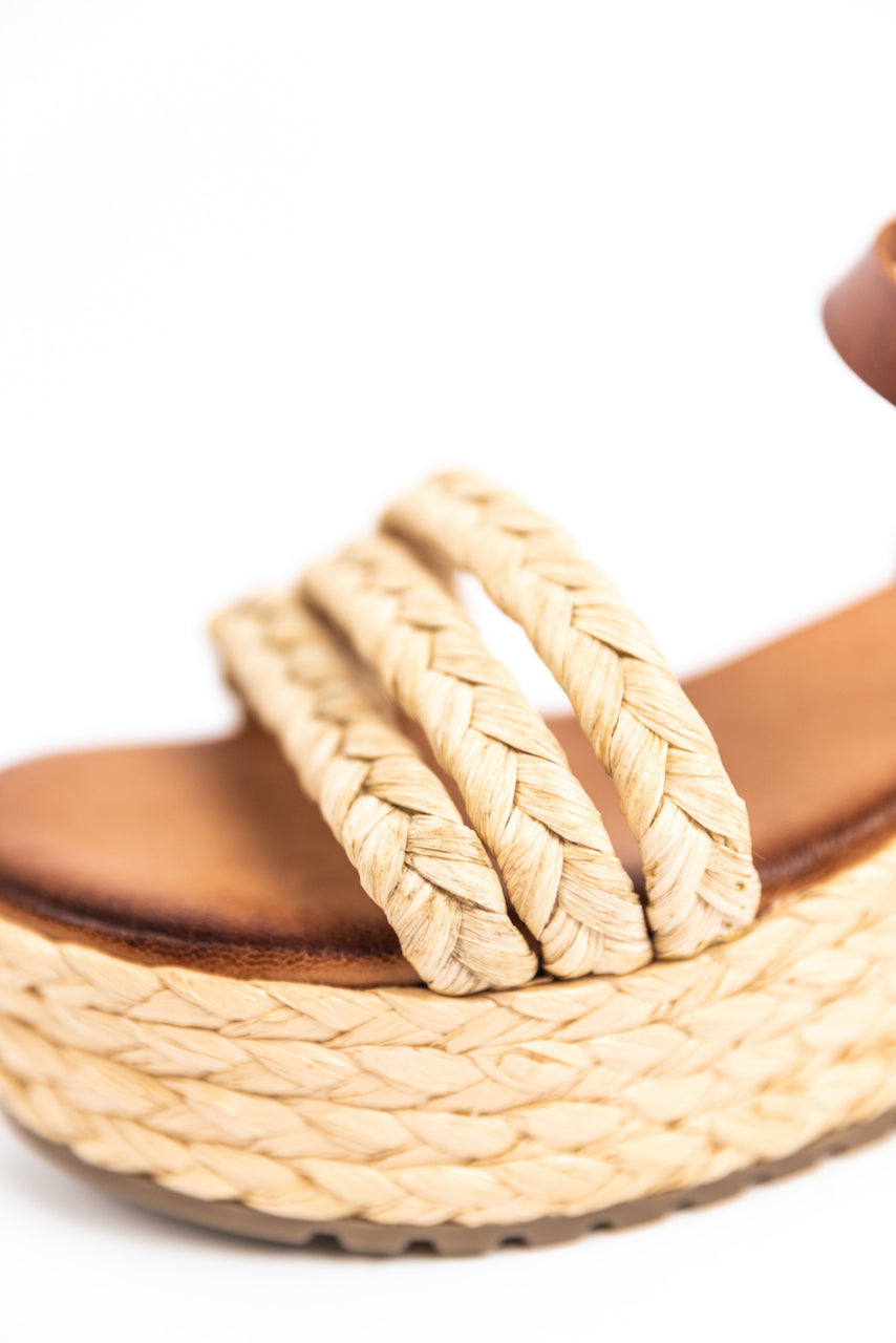 Beach inspired wedges | ROOLEE